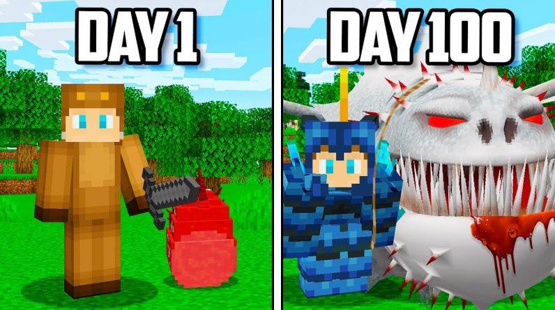 I Survived 200 Days of MODDED Hardcore Minecraft...