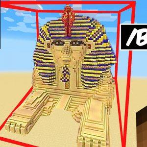 I used AUTO BUILD MOD in NOOB vs PRO vs GIRL to win $1000 in Minecraft!