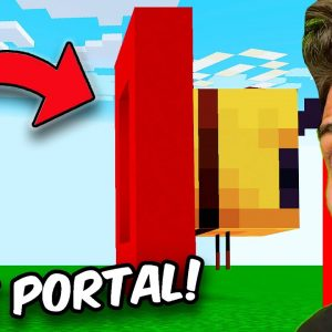 Testing PRO Viral MINECRAFT HACKS to see if they work!