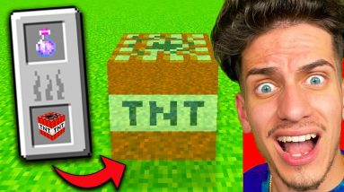 Testing VIRAL Minecraft CHEATS to See if They Work!