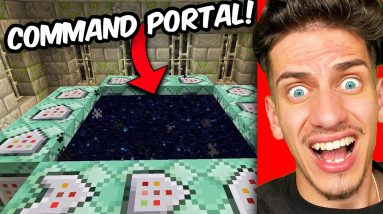 Testing VIRAL Minecraft Command Block Hacks to See if They Work!