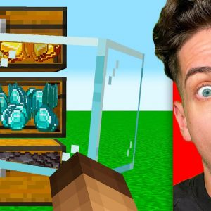 Testing Viral Minecraft Logic Tricks!