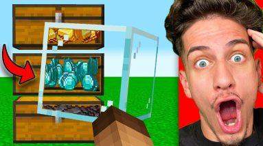 Testing Viral Minecraft Logic Tricks!