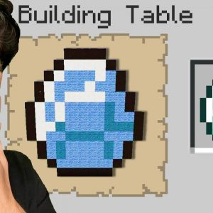 Every Item You Build You'll Get in Minecraft!