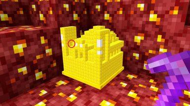 Minecraft, But MOBS spawn CUSTOM STRUCTURES!