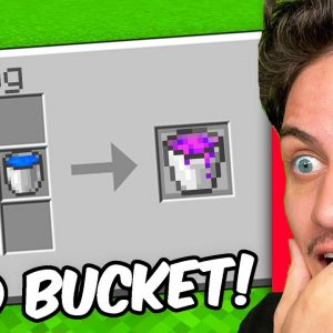 Testing Viral Minecraft Crafting Hacks to see if they work!