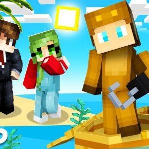 """Minecrafters"" - A Minecraft Parody of Castaways by Backyardigan's (Music Video)"